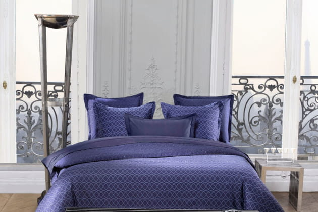 Parrure de lit Azzaro chez Carrefour
