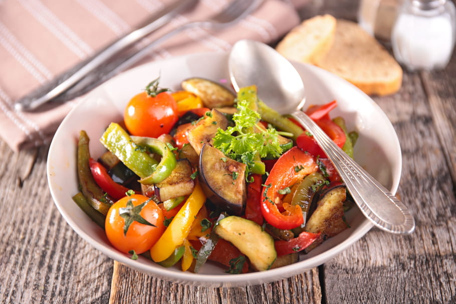 Comment avoir des légumes bien colorés?