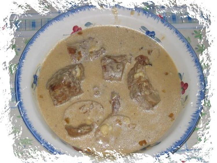 Filet mignon de porc au maroilles - Cuisiner filet mignon de porc ...