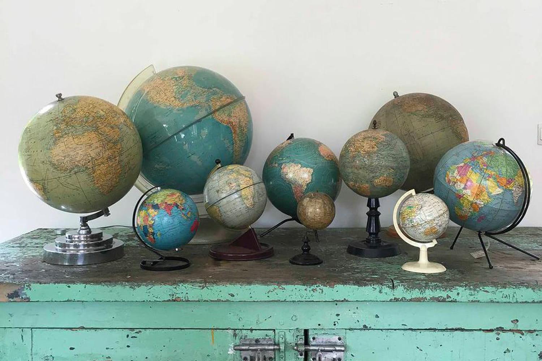 Globe terrestre: vintage et pas cher, où le dénicher?