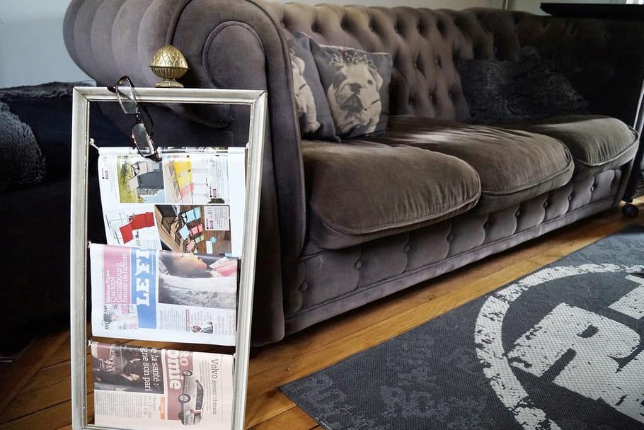 Fabriquez un cadre porte-journaux [TUTO]