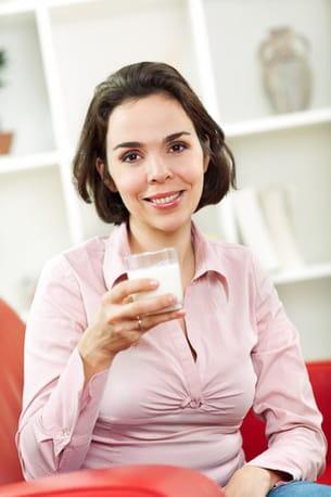 'les produits laitiers sont nos amis pour la vie' comme le dit la publicité...
