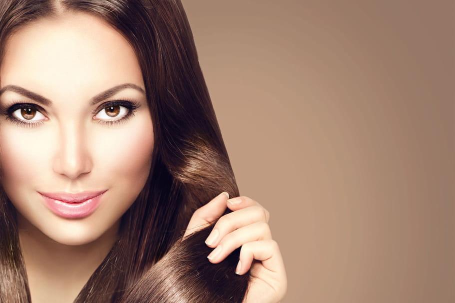 Comment obtenir une belle couleur de cheveux chocolat ?