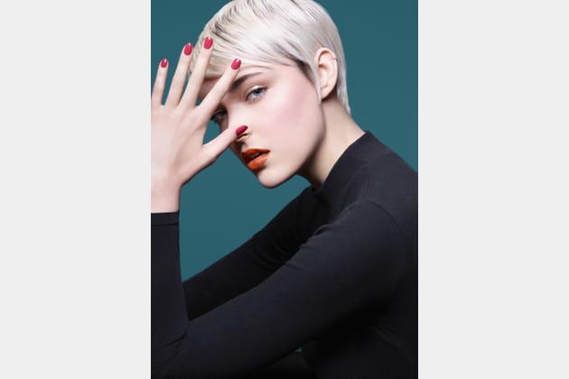 Le blanc perle de Camille Albane