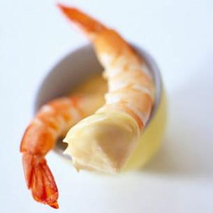 crevettes mayonnaise