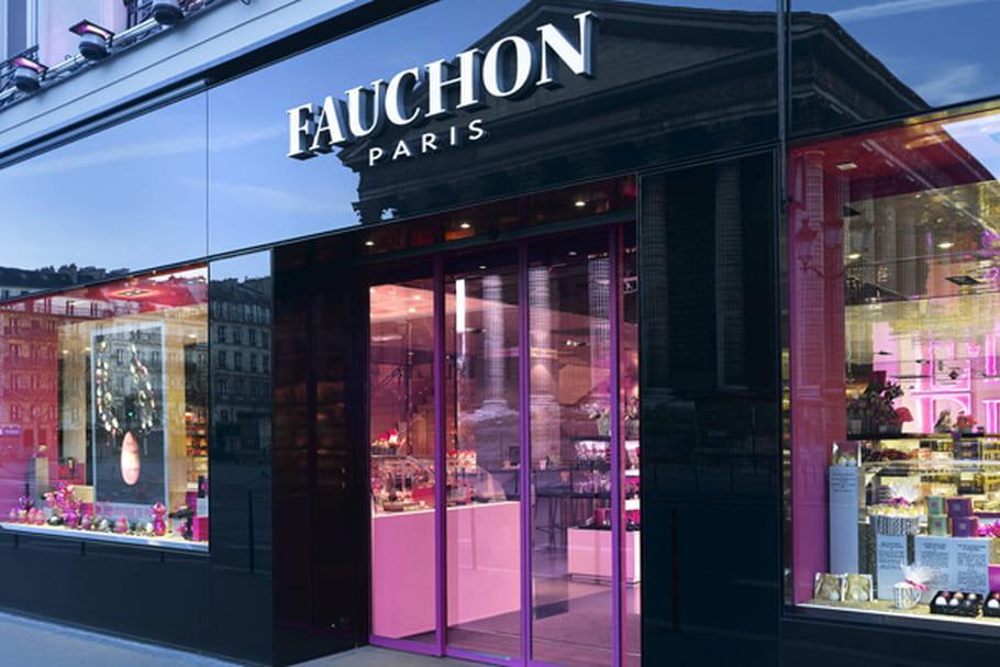 Bientôt un hôtel Fauchon !
