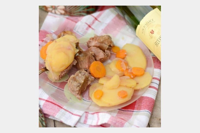 L'Alsace gourmande, des bredele... aux tartes flambées