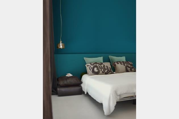 Peinture Bleu de Suède et Acapulco de Pure & Paint