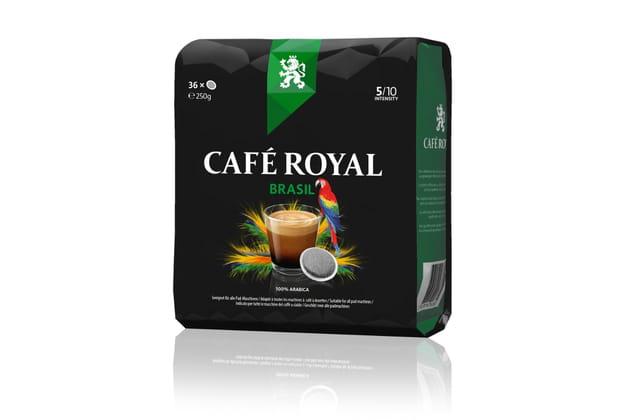Le BRASIL de Café Royal