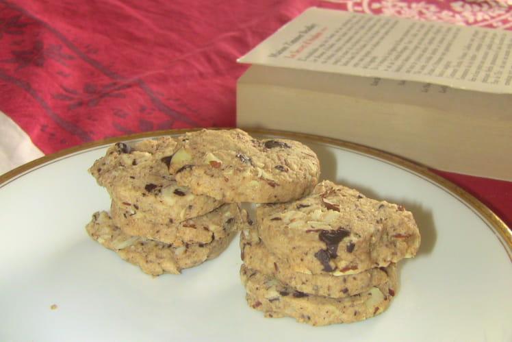 Palets chocolat-amandes