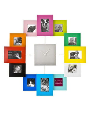 horloge photos colours
