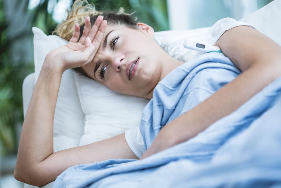 Grippe: symptôme, durée, épidémie 2019