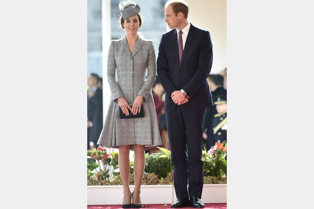 Kate Middleton le 21octobre 2014