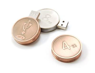 les clés usb 5.5 'currenkey' pour lacie