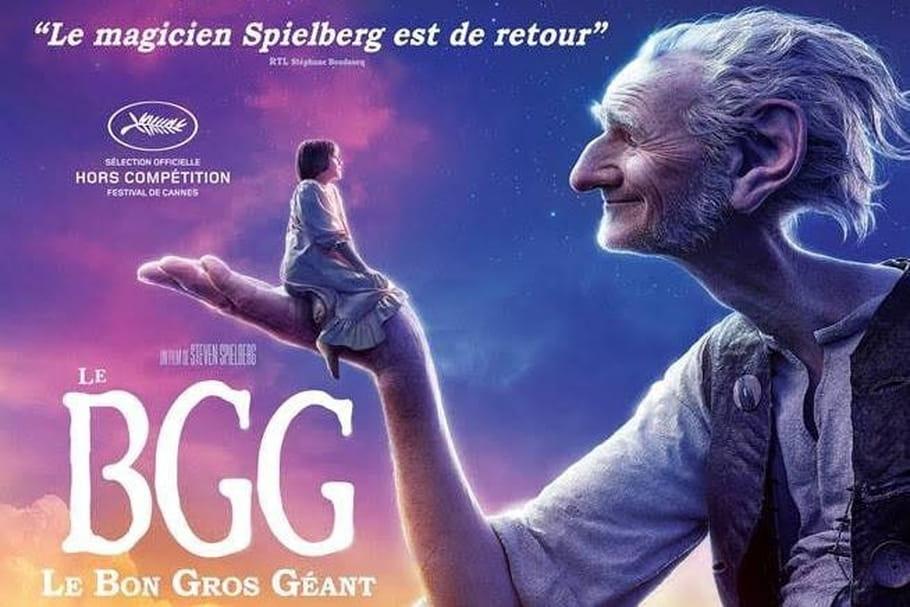 Le Bon Gros Géant : 50 places de cinéma à gagner