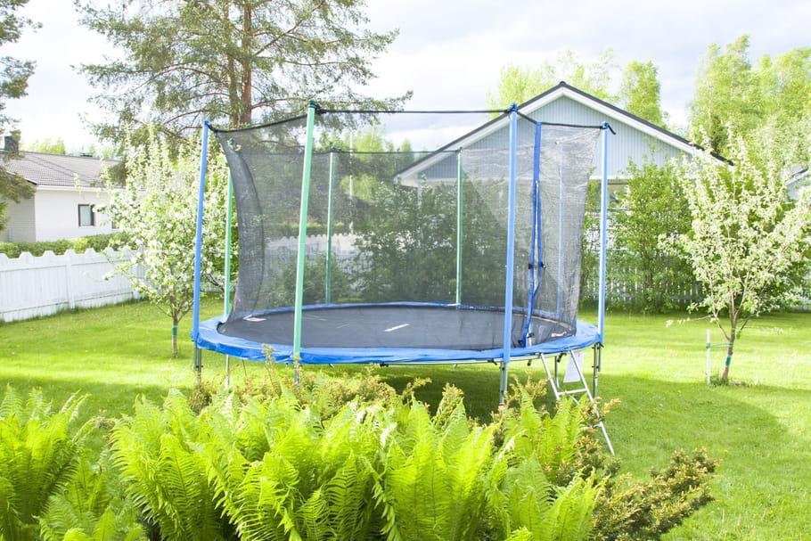 Meilleur trampoline: notre sélection pour s'amuser au jardin