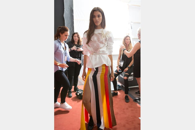 Alexis Mabille (Backstage) - photo 26