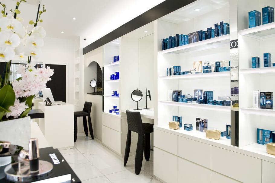 Kosé ouvre son premier concept store en France