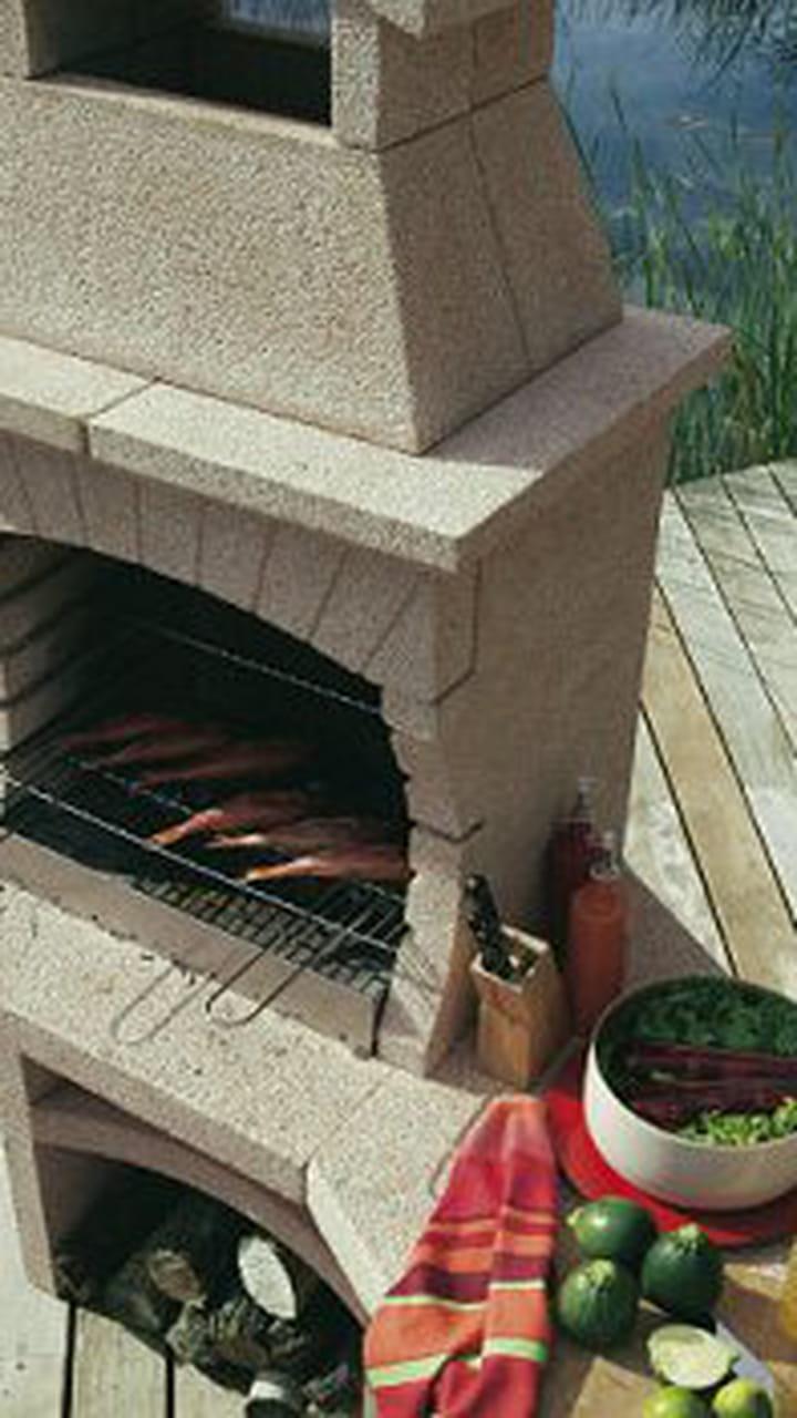 Un Barbecue A Gaz Haut De Gamme