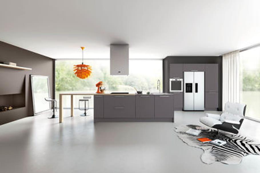 Les Français rêvent d'une cuisine ouverte sur leur salon