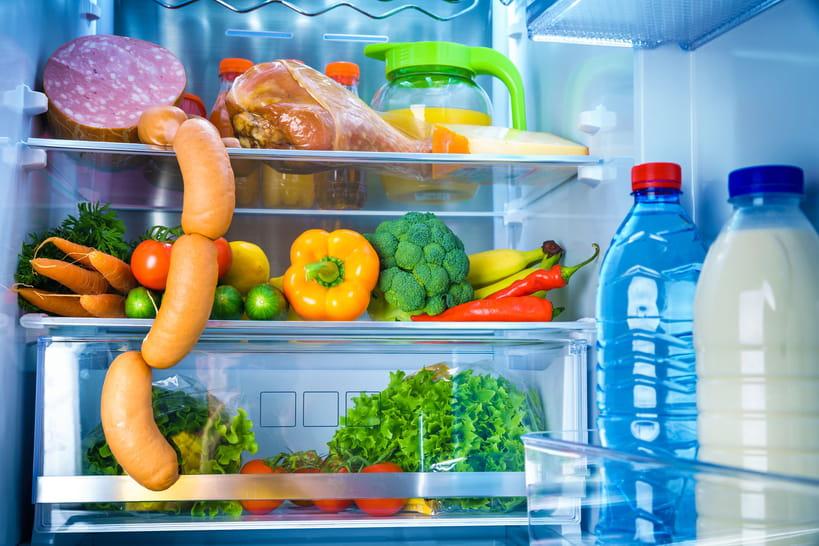 Combien de temps conserver ces aliments au réfrigérateur?