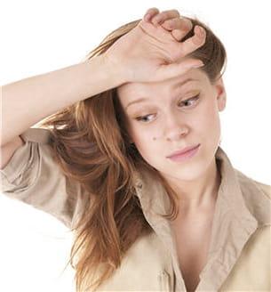 la fatigue est également un symptôme de la gastroentérite.