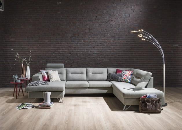 Canapé d'angle Hill par H&H