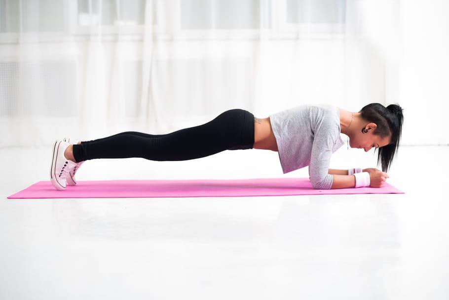 Gainage: conseils et exercices pour perdre du ventre