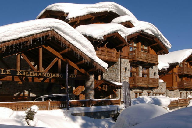 Hôtel***** Le Kilimandjaro