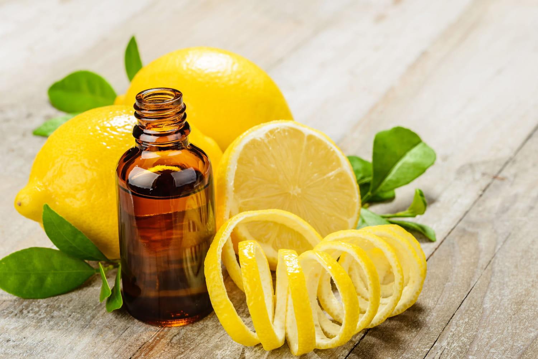 Huile essentielle de citron: peau, foie, quel bienfait et utilisation?