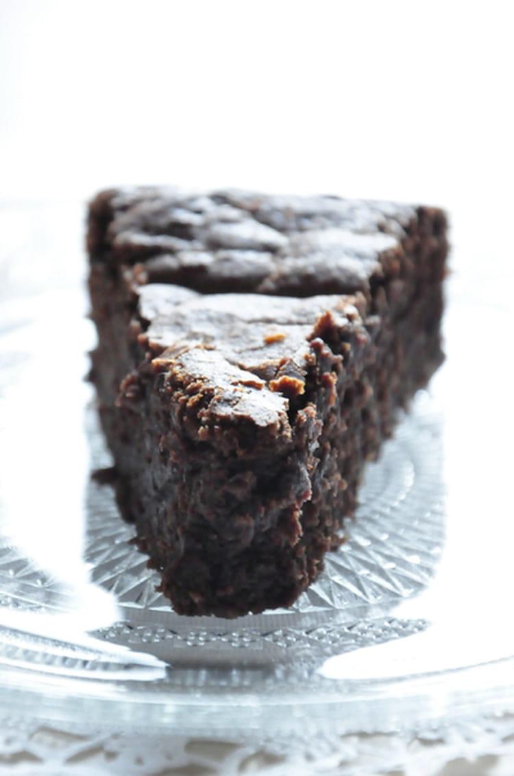 Recette de Moelleux au chocolat & Petit Beurre Lu