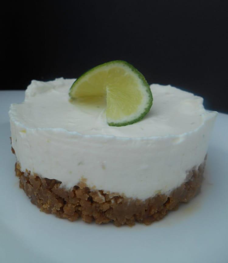 recette de cheesecake sans cuisson au citron vert et. Black Bedroom Furniture Sets. Home Design Ideas