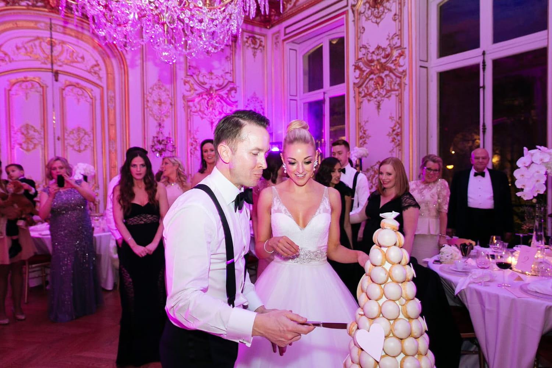 """Des mariages anglais à Paris, un esprit """"shabby chic"""""""