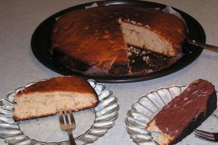 Gâteau aux éclats d'amandes