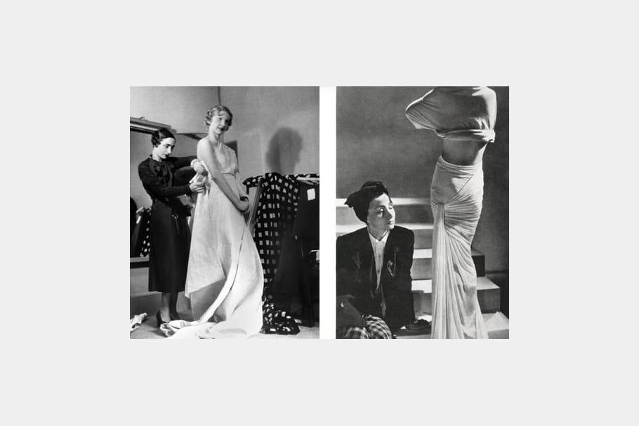 Une grande dame de la couture