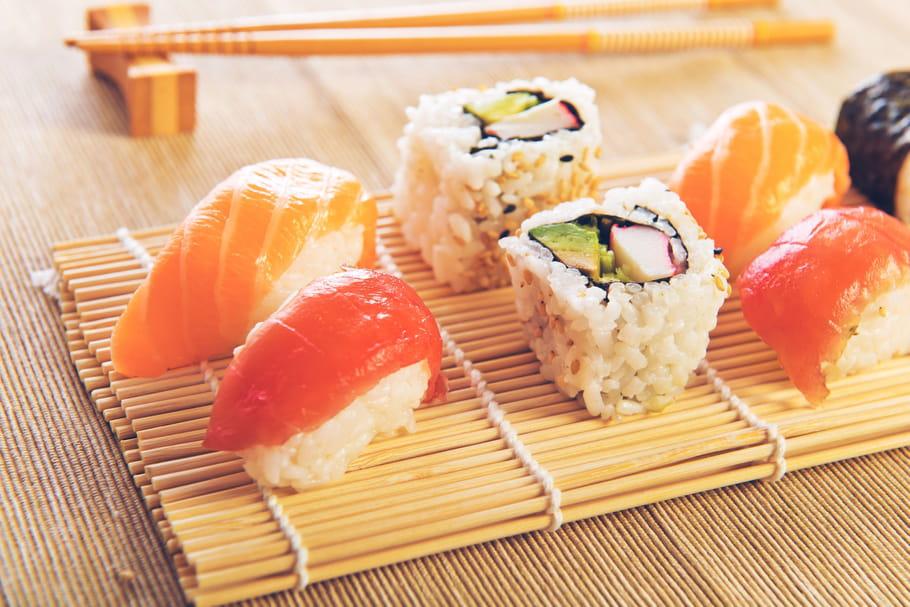 Comment faire des sushis ?