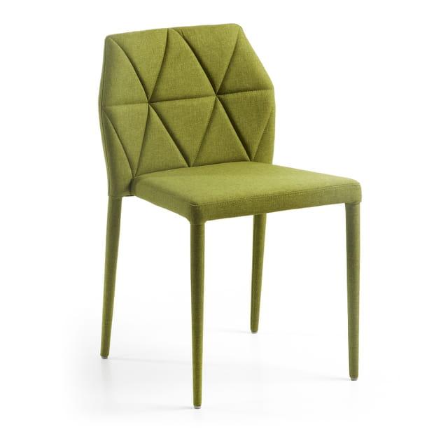 La chaise vert olive