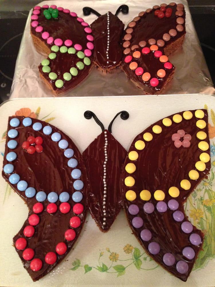 recette de gâteaux papillons : la recette facile