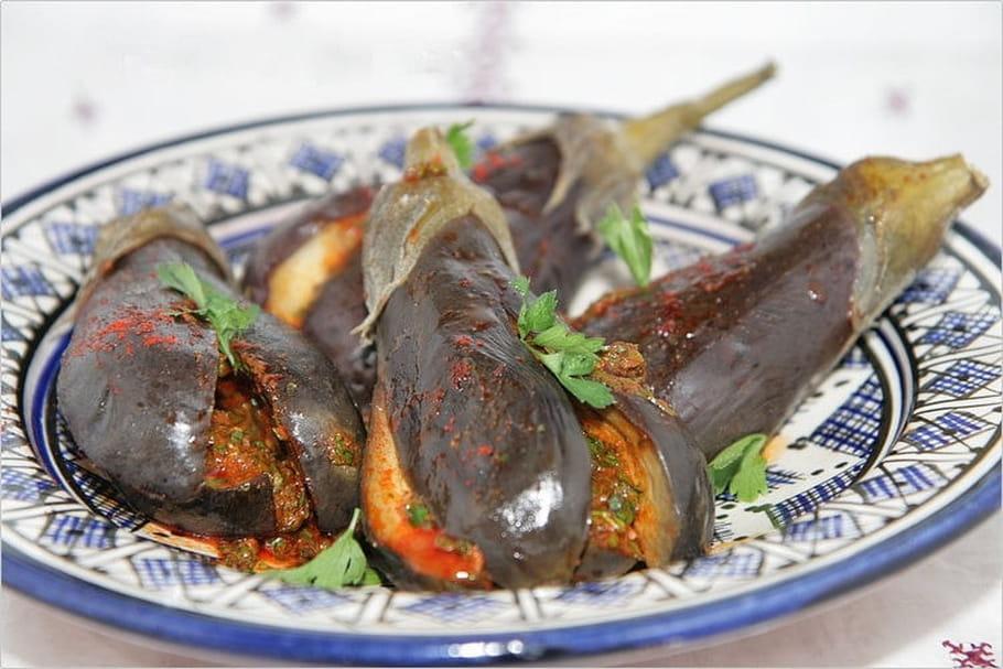 Comment ôter l'amertume des aubergines ?