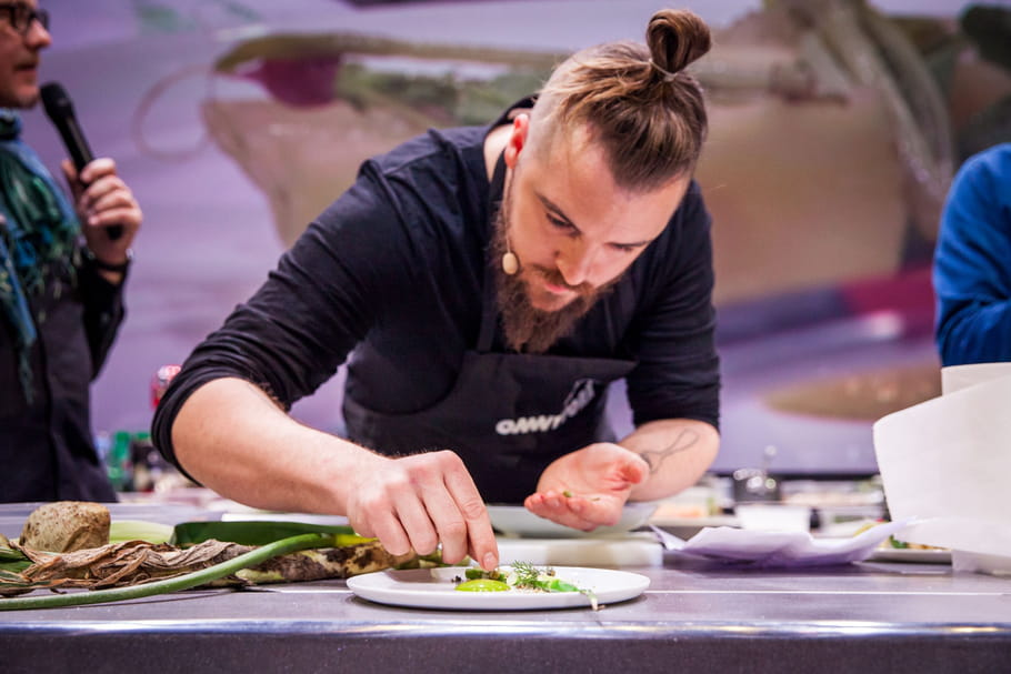 Omnivore: la gastronomie se met en scènes