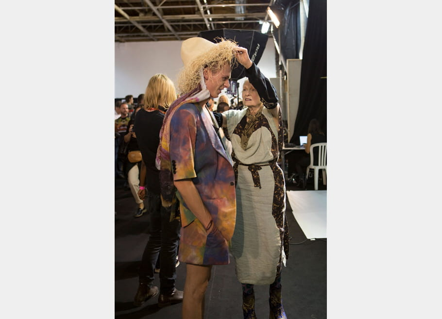 Vivienne Westwood (Backstage) - photo 11