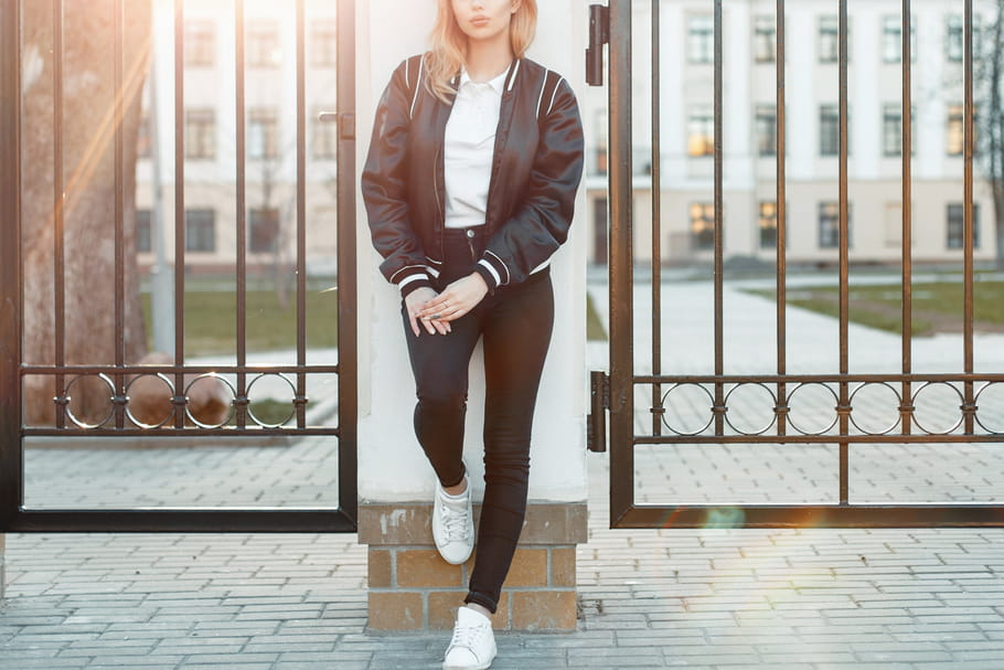 Comment porter le jean slim?