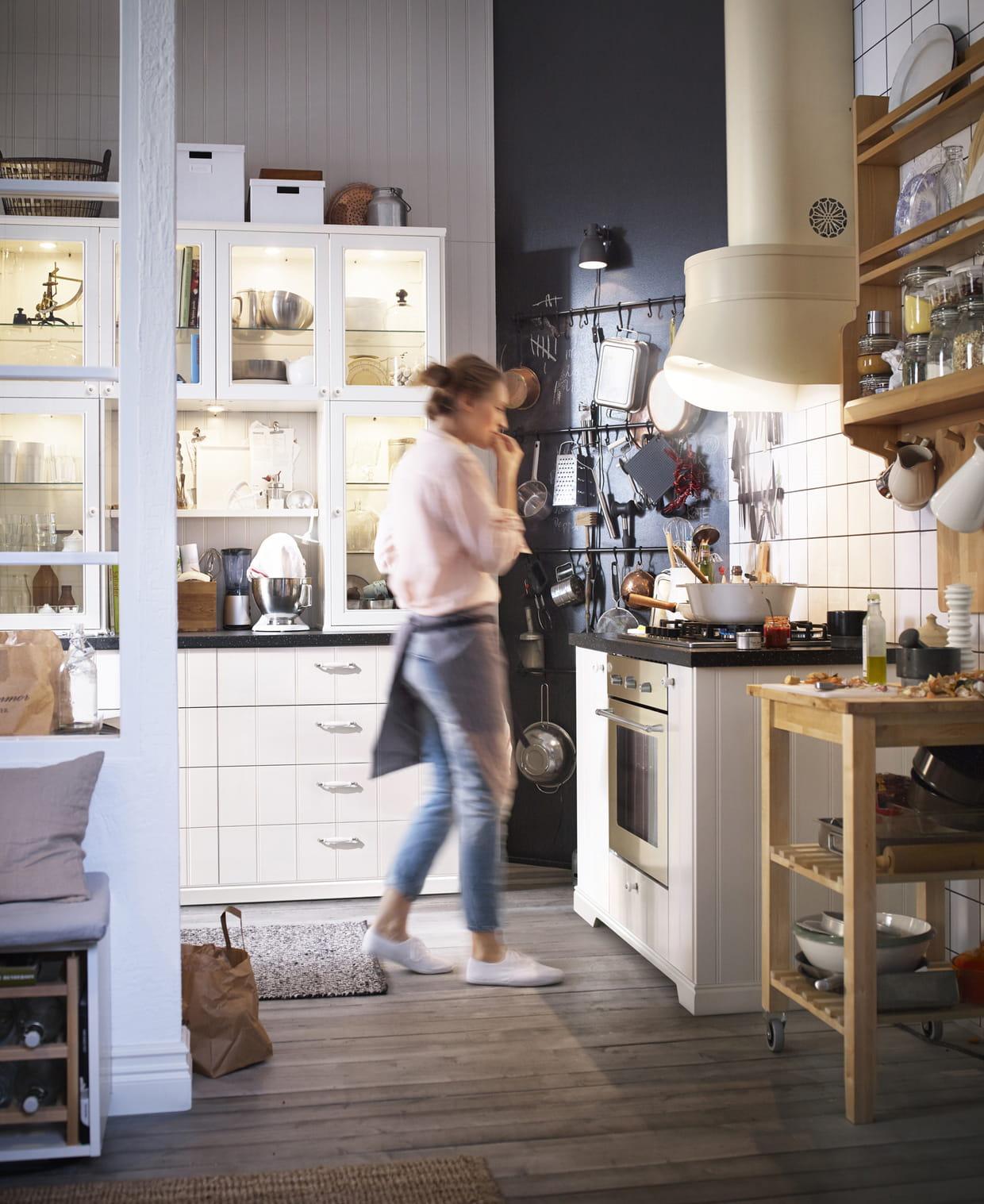 la cuisine metod hittarp d 39 ikea. Black Bedroom Furniture Sets. Home Design Ideas