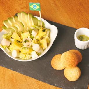 kit de cuisine brésilienne de cookit