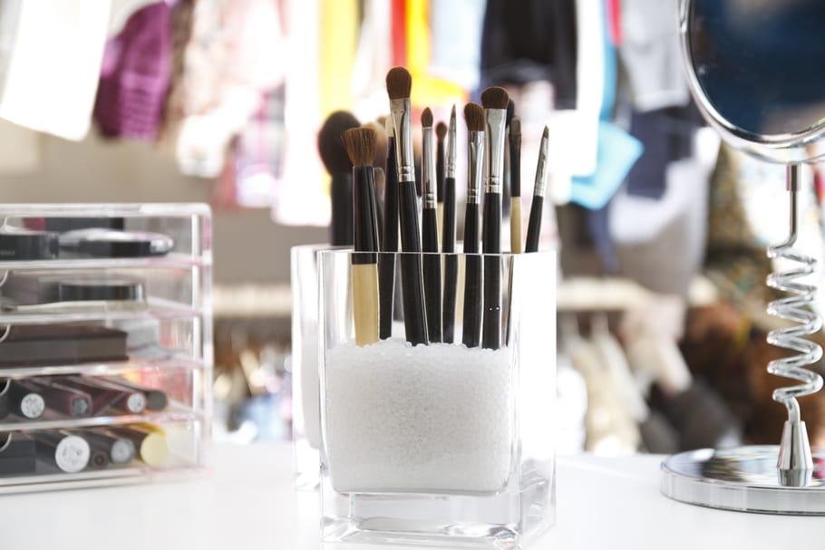 Meilleur rangement maquillage: les modèles indispensables