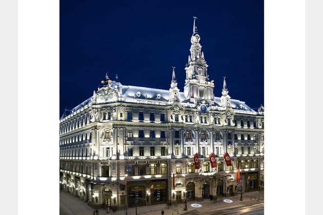 Les plus beaux hôtels de Budapest : le Boscolo