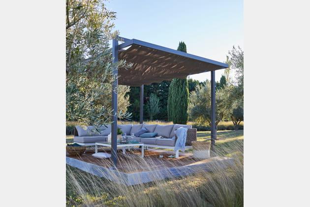 Salon de jardin Barcelone Leroy Merlin