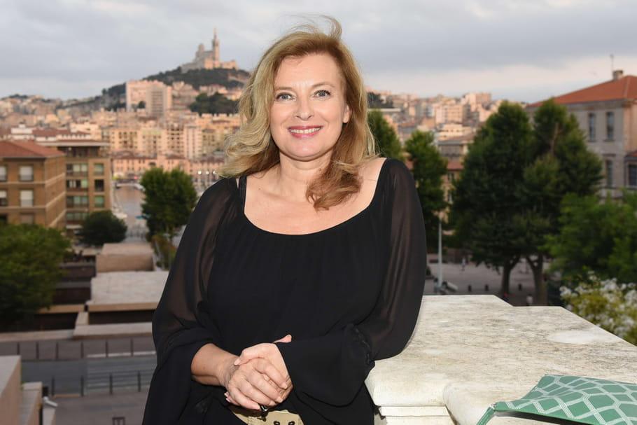 Valérie Trierweiler, de mariage: son fils Léonard convole et prend son envol