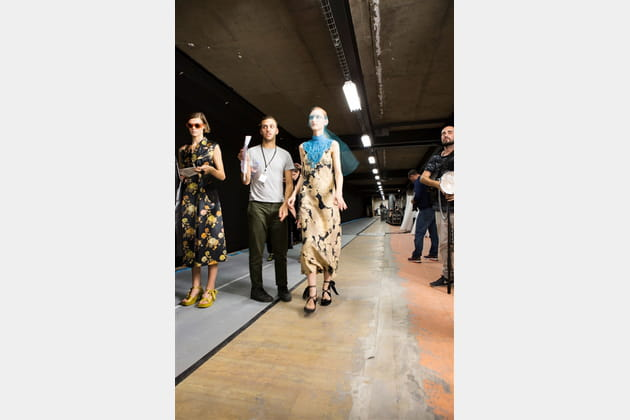 Dries Van Noten (Backstage) - photo 41