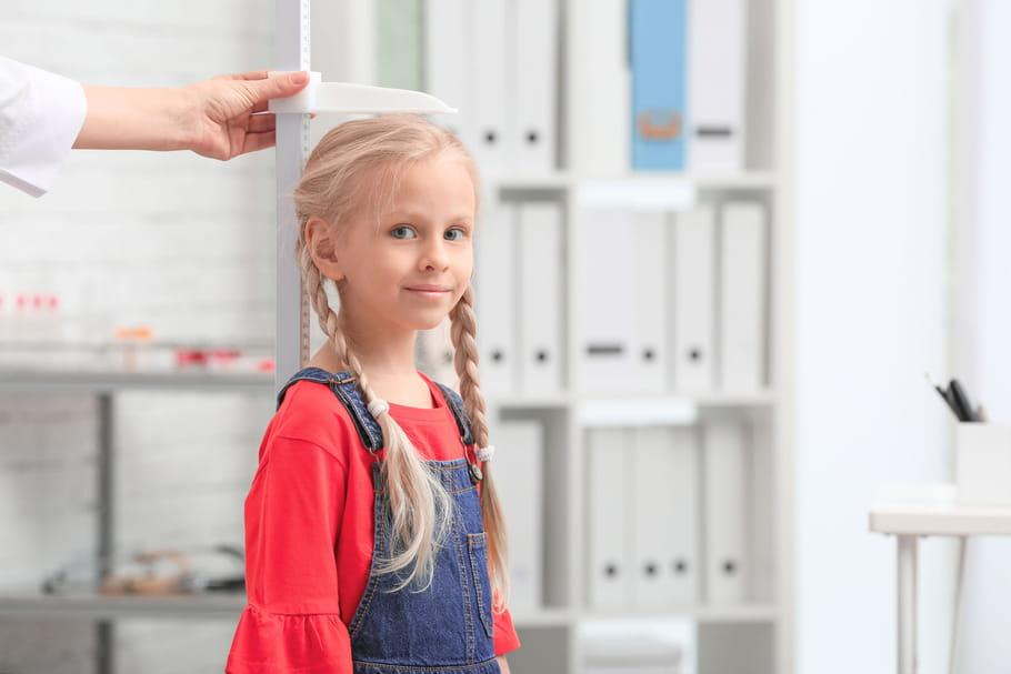 Courbes de croissance: fille, garçon, bébé, comment l'interpréter?